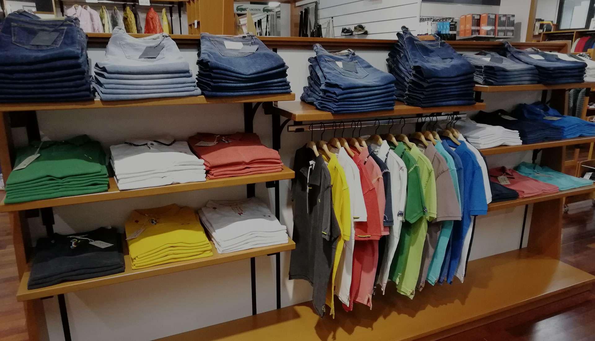 Negozio di abbigliamento multibrand - Camersport - Corridonia (Macerata)